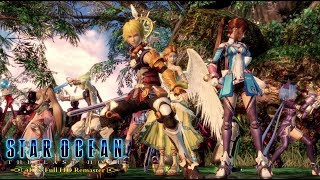 Star Ocean: The Last Hope - 4K & Full HD Remaster video