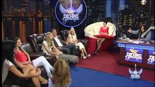 Денис и Приятели -- Гост: Венета Кръстева, Мис Вселена България