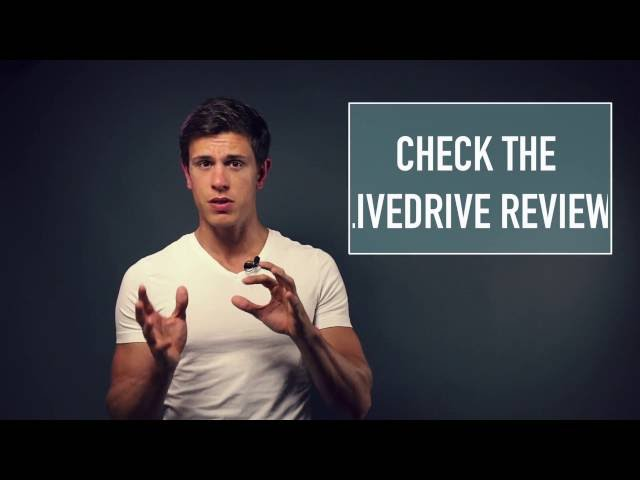 Livedrive Review 2016 | THE BEST CLOUD STORAGE WITH BACKUP?