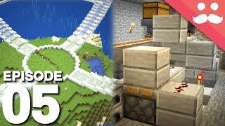 Gambar cover Hermitcraft 6: Episode 5 - Base Plans, TAG and Redstone!