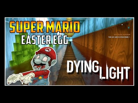 Dying Light - Easter Egg #3 - SUPER MARIO WORLD