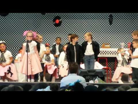 Grease School Play