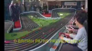 1966 slot car racing, early days of London slot car racing, not scalextric