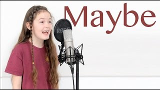 """MAYBE"" (Annie) COVER by Gracie Weldon, Spirit YPC"