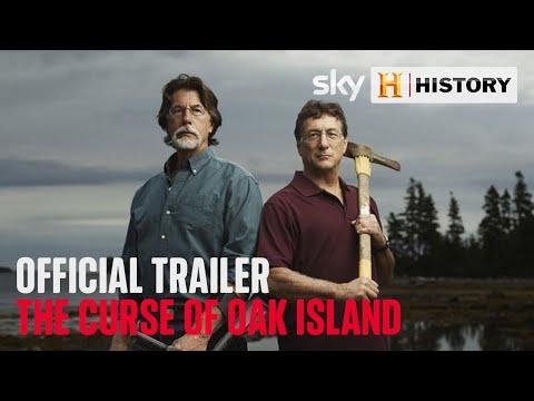 Video trailer för The Curse of Oak Island: Trailer   History Channel UK