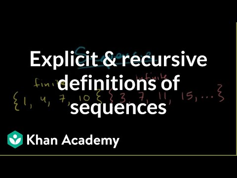 A thumbnail for: Sequences, series and function approximation