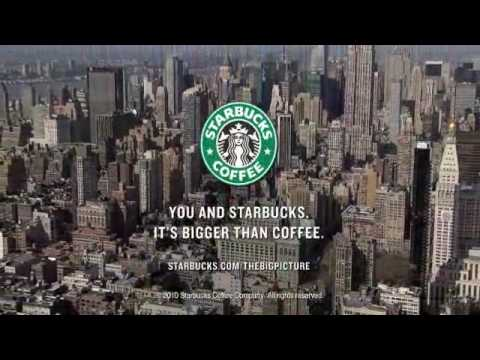 Starbucks Commercial (2010) (Television Commercial)