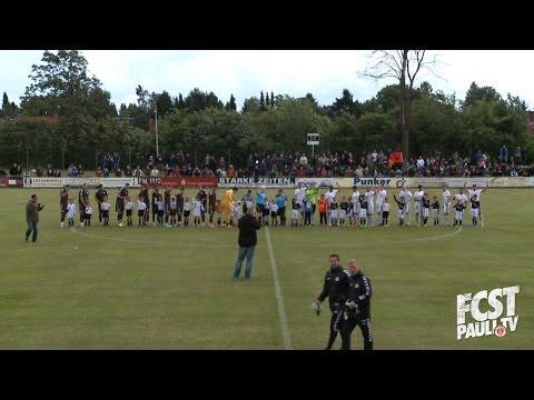Eckernförder SV - FC-St.Pauli