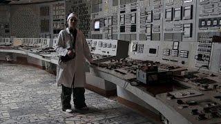 Inside Chernobyl ЧАЭС 2015 - 29th anniversary of the Чернобыль disaster
