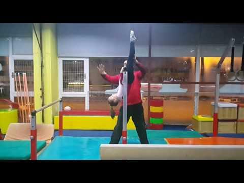 Cimnastikte Asimetri