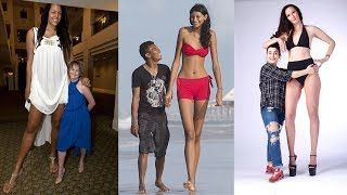 15 Tallest Women from Around the World