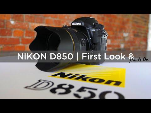 D850 Kit