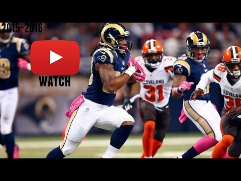 Todd Gurley Week 7 Highlights (128 Yards 2 TDs)