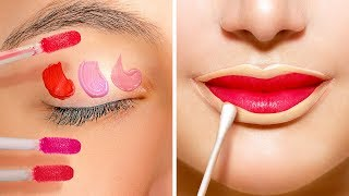 45 AMAZING MAKEUP HACKS YOU SHOULD KNOW