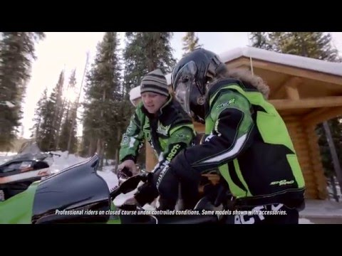 2017 Arctic Cat ZR 120 in Hillsborough, New Hampshire - Video 1