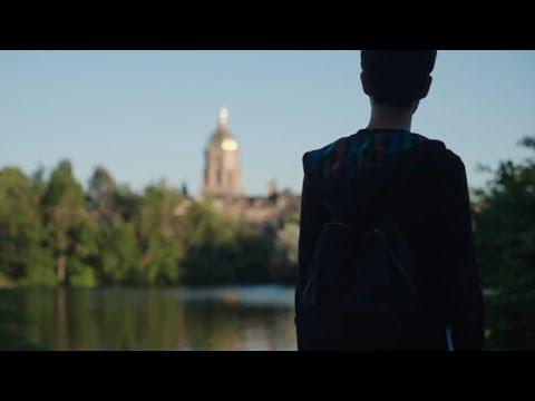 University of Notre Dame - video