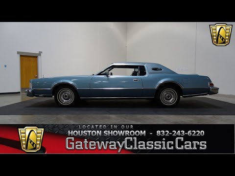 Video of '75 Continental - L6S1