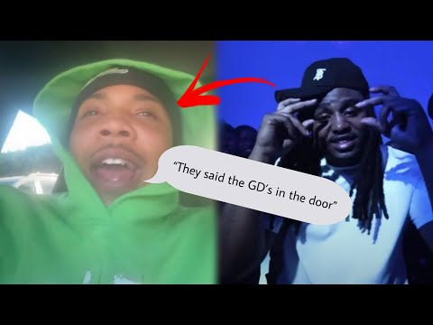 """G Herbo Responds To Rooga """"GD Anthem"""" & Diss the """"GDs""""!?"""