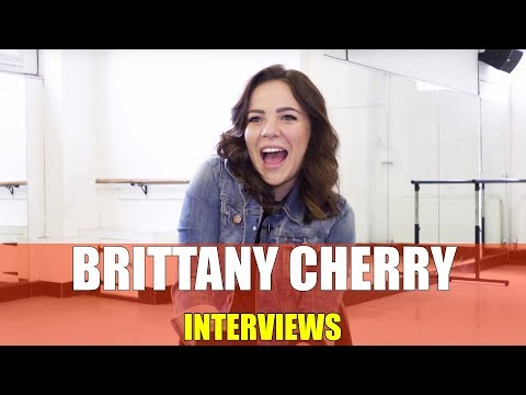 'INTERVIEW' with Brittany Cherry - Ed Sheeran's Dancer from 'Thinking Out Loud' #BuildingADancer