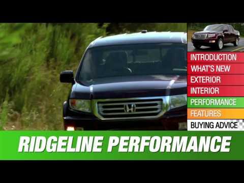 2013 Honda Ridgeline Review