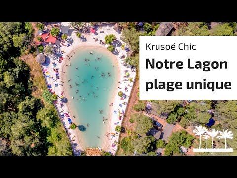Krusoé Chic et son lagon Plage
