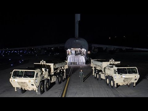 Θορυβημένη η Κίνα για την εγκατάσταση του THAAD στη Νότια Κορέα