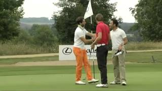 preview picture of video '2013 Citadelle Trophy International - Golf de Preisch - DAY 2'