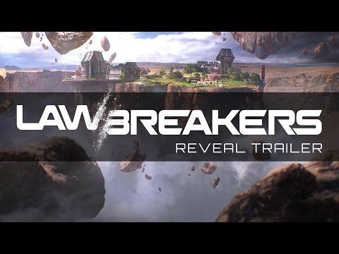 Official LawBreakers Announce Trailer thumbnail