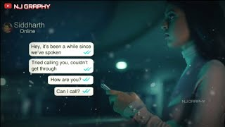 New Song WhatsApp Video Status 2018 | Love Song | Tu Naa Aaya💗💗