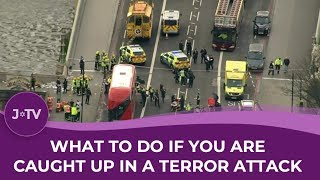 WATCH: how to react in a terror attack