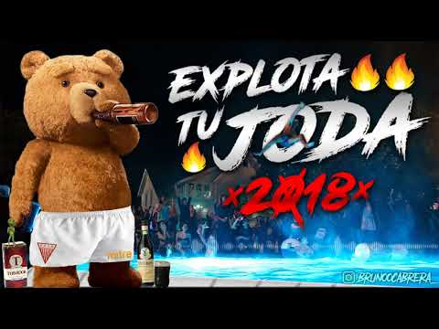 EXPLOTA TU JODA 2018 (LO MAS ESCUCHADO) (SONIDO REMIX)