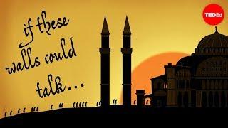 It's a church. It's a mosque. It's Hagia Sophia. – Kelly Wall