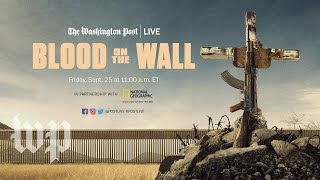 """LIVE:Sebastian Junger and Nick Quested on their National Geographic documentary, """"Blood on the Wall"""""""