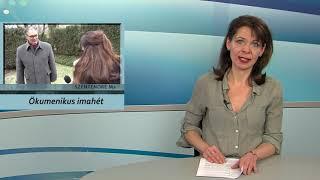 Szentendre Ma / TV Szentendre / 2021.01.15.