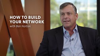 How to Build Your Network with Ben Norton - Job Won