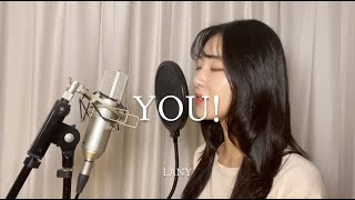 LANY - you! (acoustic ver.)(cover by Monkljae)