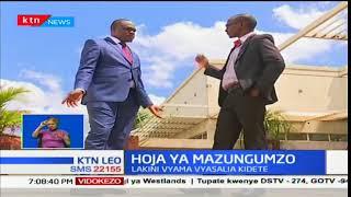 Wito wa mazungumzo kati ya Rais Uhuru Kenyatta na Raila Odinga umeendela kutolewa
