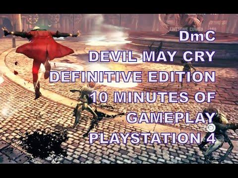 DmC Devil May Cry : Definitive Edition Playstation 4