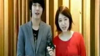 ShinHwa Couple: HEARTSTRINGS (넌 내게 반했어) First Time to Meet!