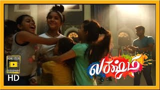 Ditya Bhande impresses everyone at the dance academy   Lakshmi Scenes   Dreamy Chellamma Video Song