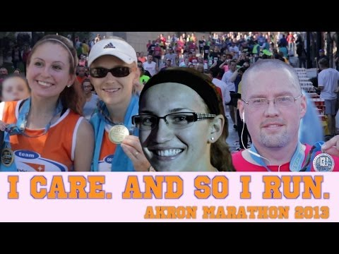 I Care. And So I Run. Raised $3,000 for World Vision