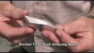 preview picture of video 'Salmon Ticers from Amazing Baits - Review by Allan Burgess'