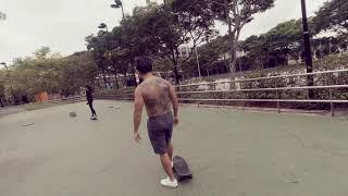 ????4k60fps???? Bishan Harmony Skate Park | FPV Cinematic CineWhoop Drone & DJI Osmo Action Rocksteady