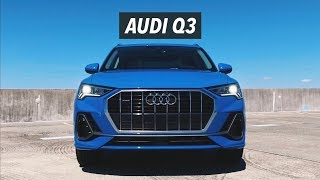 2020 Audi Q3 In-Depth Review - One of the BEST Small Luxury SUVs