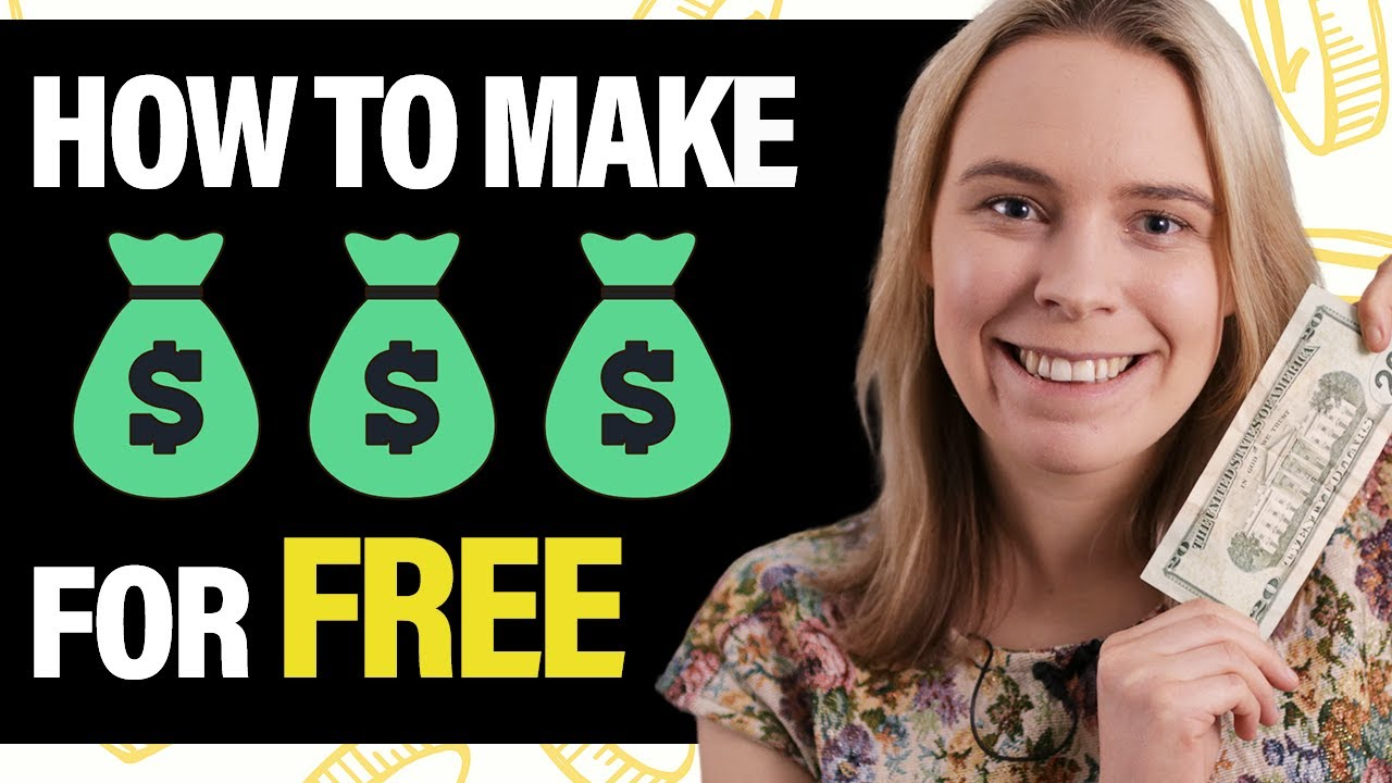 5 FREE Ways To Generate Income Online If You're BROKE (NO Charge Card Required) thumbnail