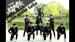 Dance Plus 3 Laila Main Laila By Urbanaticx crew