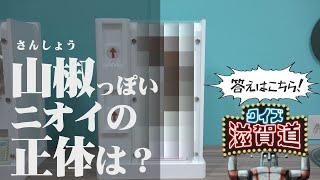 山椒っぽいニオイの正体は!?:クイズ滋賀道