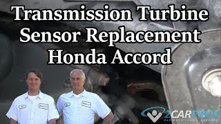Transmission Turbine Sensor Replacement