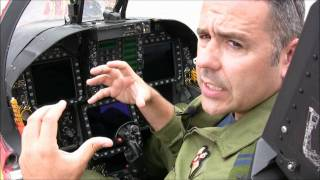 Learn to Fly a CF-18 Hornet Fighter Jet
