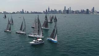 CHI-MAC: Nice recap video on the 109th running of Chicago YC's fresh water classic; What's s